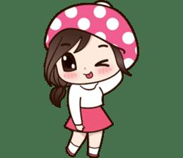 Boobib Girl Style sticker #8633505