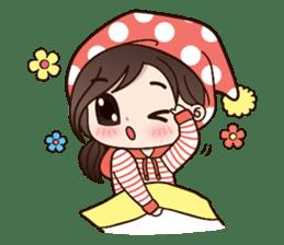 Boobib Girl Style sticker #8633506