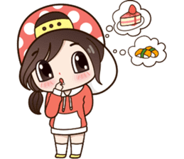 Boobib Girl Style sticker #8633509