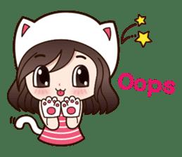 Boobib Girl Style sticker #8633512