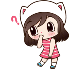 Boobib Girl Style sticker #8633513