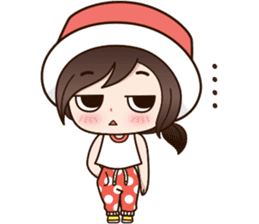Boobib Girl Style sticker #8633517