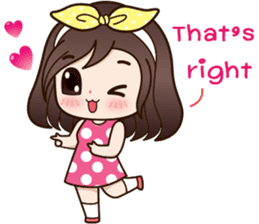 Boobib Girl Style sticker #8633518
