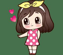 Boobib Girl Style sticker #8633520