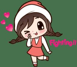Boobib Girl Style sticker #8633523