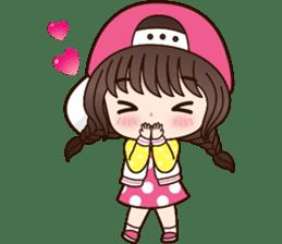 Boobib Girl Style sticker #8633530