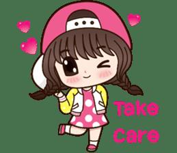 Boobib Girl Style sticker #8633531