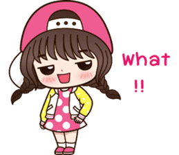 Boobib Girl Style sticker #8633532