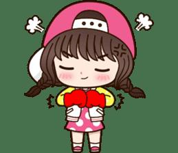 Boobib Girl Style sticker #8633533