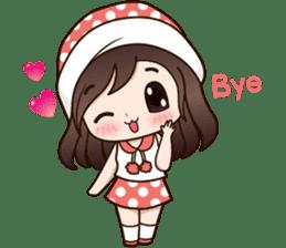 Boobib Girl Style sticker #8633534