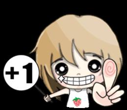 Kid Ann 2.0 sticker #8636538