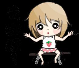 Kid Ann 2.0 sticker #8636539