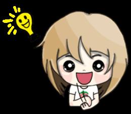 Kid Ann 2.0 sticker #8636541