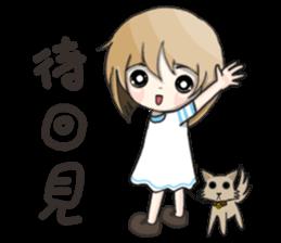 Kid Ann 2.0 sticker #8636543
