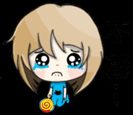Kid Ann 2.0 sticker #8636548