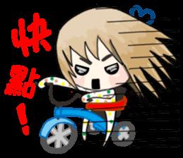 Kid Ann 2.0 sticker #8636562