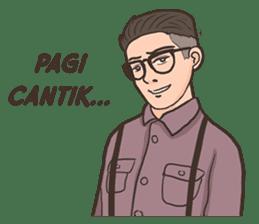 Jurus PDKT4 sticker #8637458