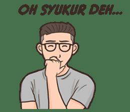 Jurus PDKT4 sticker #8637483