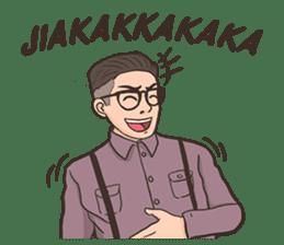 Jurus PDKT4 sticker #8637487