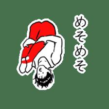 Gymnast Sticker sticker #8637715