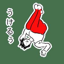 Gymnast Sticker sticker #8637736