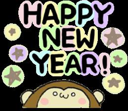 2016 NewYear Sticker sticker #8654547