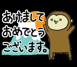 2016 NewYear Sticker sticker #8654548
