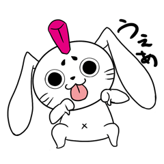 Zipang cute rabbit USAMARO