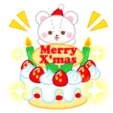 X'mas stickers -English- sticker #8658626