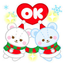 X'mas stickers -English- sticker #8658631