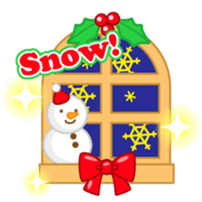 X'mas stickers -English- sticker #8658632