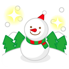 X'mas stickers -English- sticker #8658633