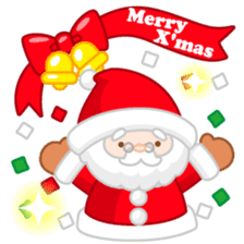 X'mas stickers -English- sticker #8658634