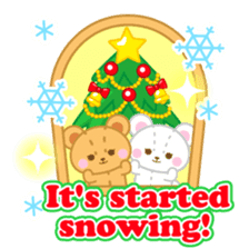 X'mas stickers -English- sticker #8658638