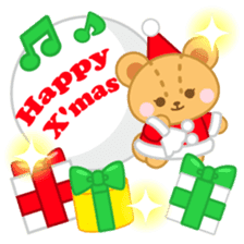 X'mas stickers -English- sticker #8658645