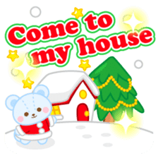 X'mas stickers -English- sticker #8658646