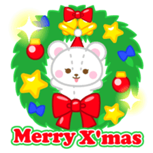 X'mas stickers -English- sticker #8658648