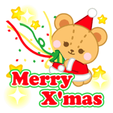 X'mas stickers -English- sticker #8658652