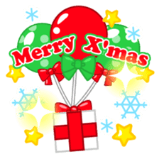 X'mas stickers -English- sticker #8658653