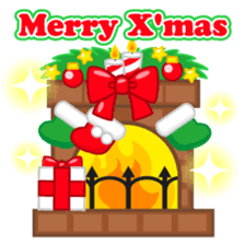 X'mas stickers -English- sticker #8658657