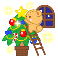 X'mas stickers -English- sticker #8658663