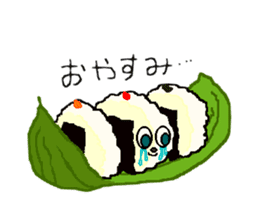 Cry emamouse Food sticker #8660040