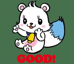 Hoshipoem girl cartoon Sticker2 sticker #8665238