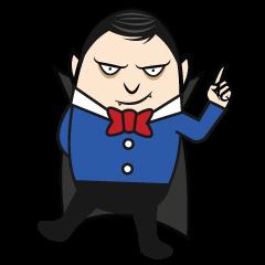 Dracula So cute