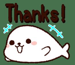 Seal sticker!! sticker #8670307