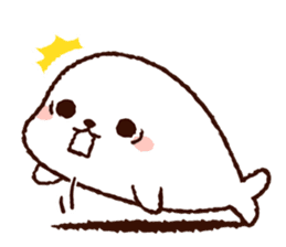 Seal sticker!! sticker #8670309