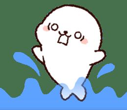 Seal sticker!! sticker #8670317