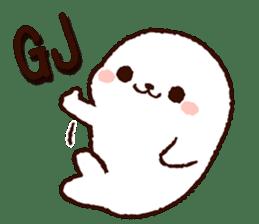 Seal sticker!! sticker #8670319