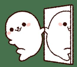 Seal sticker!! sticker #8670335