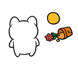 Kawaii kitten Sticker sticker #8672319